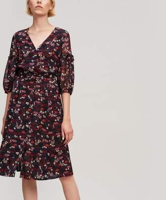 Sessun Amy Floral Wrap-Dress