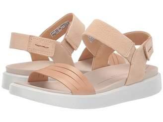 5c8491451262 Ecco Leather Straps Women s Sandals - ShopStyle