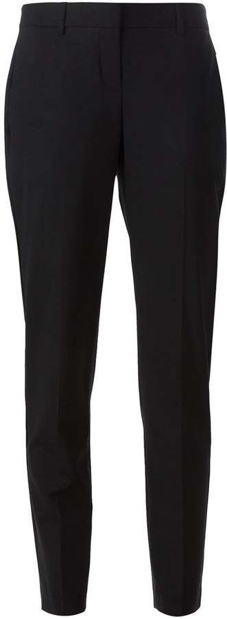 Theory Theory slim tailored trousers