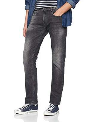 Replay Men's Rob Loose Fit Jeans (Grey Denim 9), W29/L32