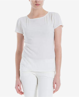 Max Studio London Cotton-Blend T-Shirt
