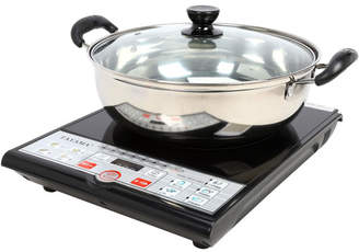 Tayama Induction Cooker with Cooking Pot