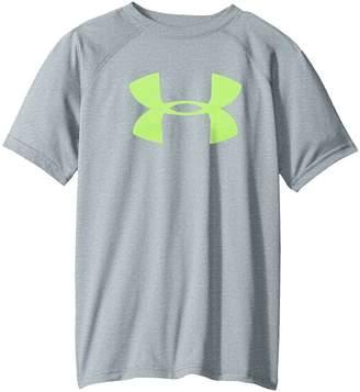 Under Armour Kids UA Techtm Big Logo S/S Tee Boy's T Shirt