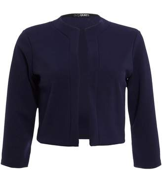 Next Womens Quiz 3/4 Length Sleeved Crop Jacket
