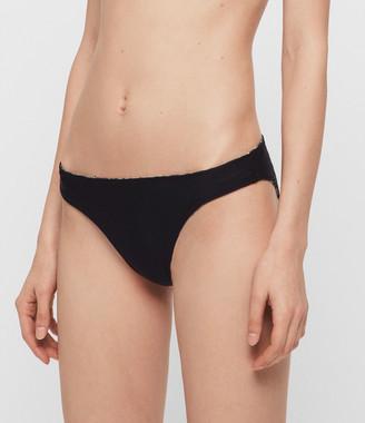 AllSaints Olivia Reversible Bikini Bottoms