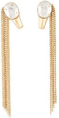 Chloé Curb Chain Clip-on Earrings