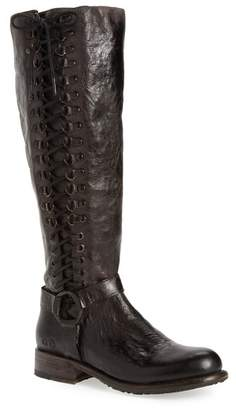 Bed Stu Bed|Stu Burnley Knee-High Corset Boot