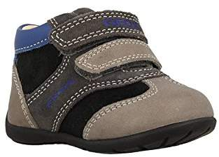 Geox Boys' Kaytan 36 Leather Bootie Sneaker
