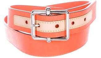 Louis Vuitton Damier Infini Neon Belt