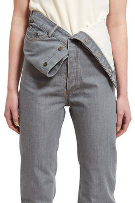 Y/Project Layered Waist Jeans