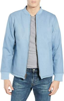 Tunellus Bonded Denim & Fleece Jacket