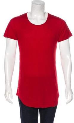 Balmain 2016 Longline T-Shirt