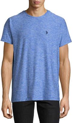 U.S. Polo Assn. USPA Short Sleeve Crew Neck T-Shirt