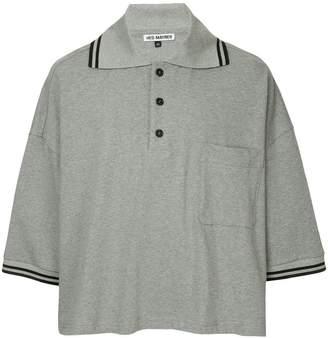 Hed Mayner oversized polo shirt