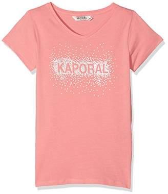 Kaporal Girl's Fred T-Shirt,(Manufacturer Size: 08A)