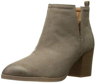 Qupid Women's Wilson-02 Ankle Bootie