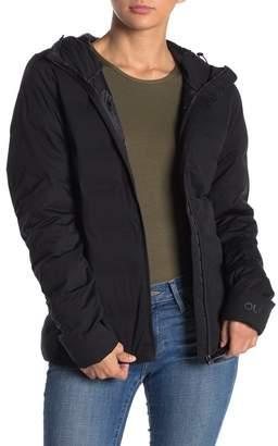 Lole Hudson Hooded Packable Waterproof Insulated Jacket