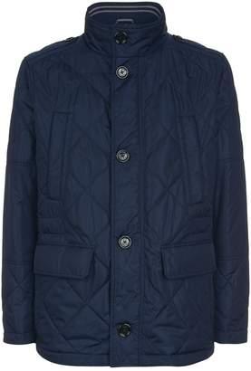 HUGO BOSS Diamond Quilt Field Jacket