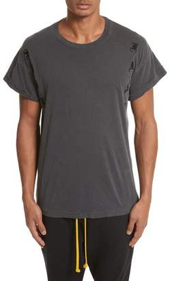 Drifter Abassi Embroidered T-Shirt