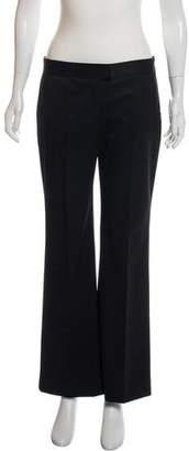Stella McCartney Wool Wide Leg Pants
