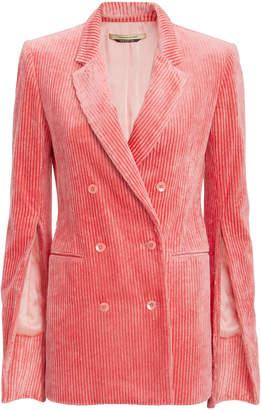 Hellessy Europa Corduroy Blazer Jacket