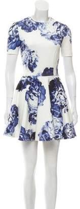 Lover Floral A-Line Dress