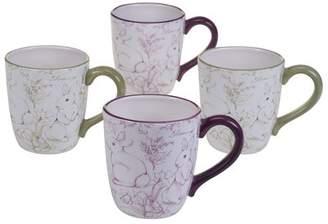 August Grove Palfi Toile Coffee Mug