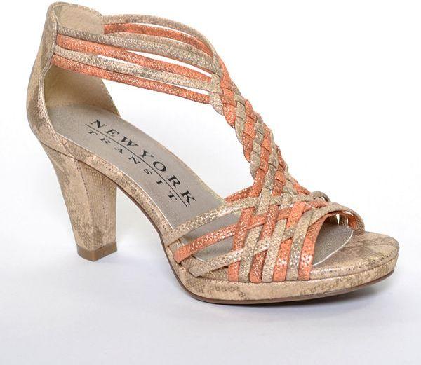 JLO by Jennifer Lopez New york transit panoramic t-strap high heels - women