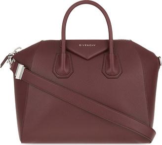 GIVENCHY Antigona Sugar medium leather tote $1,540 thestylecure.com