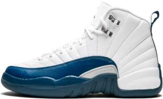 Jordan Air 12 Retro BG 'French Blue' - White/French Blue
