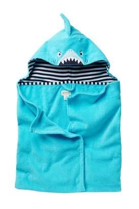 Petit Lem Shark Hooded Towel