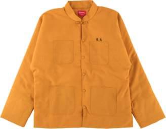 Supreme Mandarin Jacket - Gold