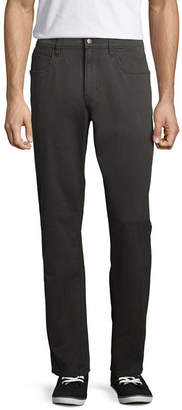 ST. JOHN'S BAY Stretch Straight Fit 5 Pocket Pants
