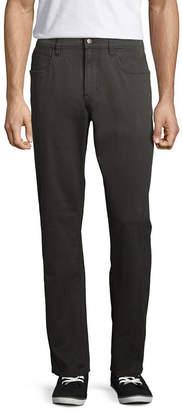 ST. JOHN'S BAY Stretch Slim Fit Flat Front Pants
