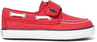 Ralph Lauren Sander Canvas EZ Boat Shoe