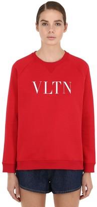 Valentino (ヴァレンティノ) - VALENTINO コットンスウェットシャツ