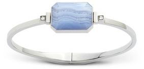 Ringly 'Boardwalk' lace agate activity tracking bracelet