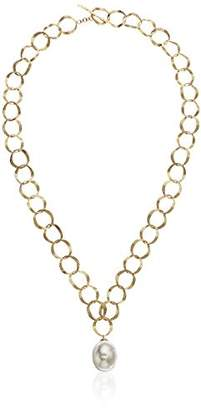 Majorica Artisan Women's 18mm Baroque Gold