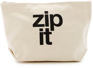 Dogeared Zip It Clutch $24 thestylecure.com