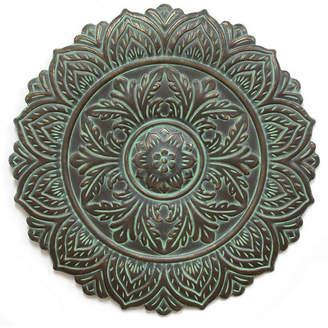 Stratton Home Decor Roman Medallion