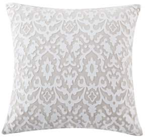"Kensie Josephine Laser Cut Poly/ Linen 12X20"" Dec Pillow (Shell)"