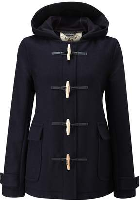 Invicta Original Montgomery Womens Duffle Coat -XS
