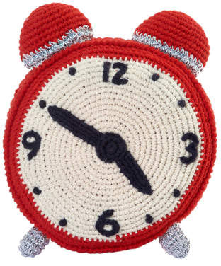 Anne Claire Hand Crochet Alarm Clock