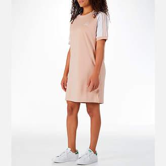 adidas Women's 3-Stripes Raglan Dress