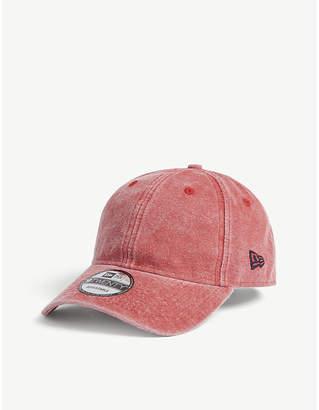 d8f8b47f New Era Finest 9twenty washed denim cap