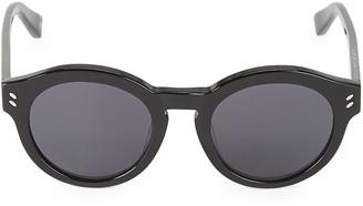 Stella McCartney 48MM Tinted Sound Sunglasses