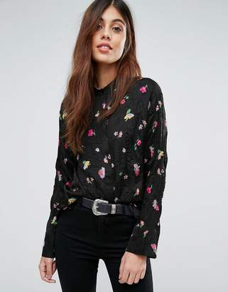 Warehouse Ditsy Floral Shirt