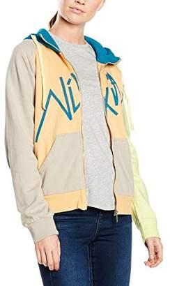 Nikita Women's Hoodie - Orange - X-Small