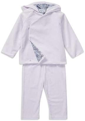 Polo Ralph Lauren Ralph Lauren Girls' Velour Kimono Top & Pants Set - Baby