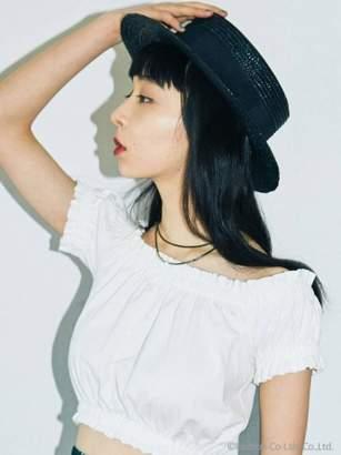 EMODA (エモダ) - エモダ カンカン帽